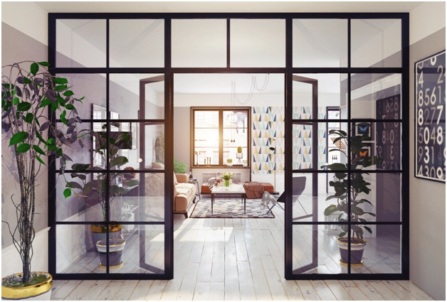 Making a Small Space Feel Big with Glass Partition Walls