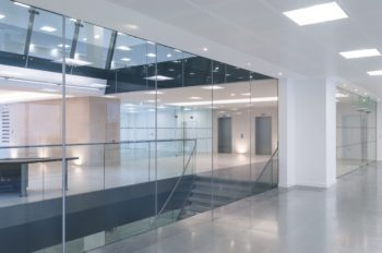 Using Glass Partitions in the Office