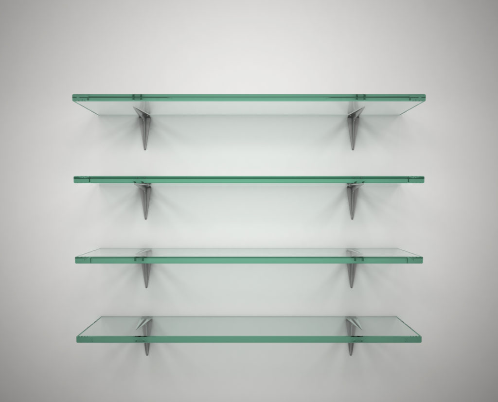Why We Invest in Classic Custom Glass Shelves?