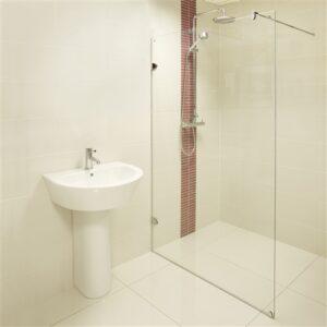Frameless Shower Doors Vs Framed Shower Doors Giant Glass Mirror