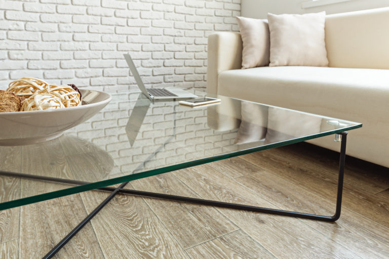Tables with Glass Tops: A Beautiful Focal Point In Any Area of Your Home