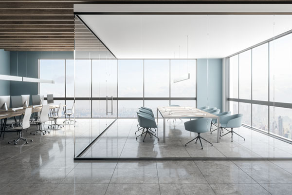How to Implement Glass Partition Walls in Commercial Spaces